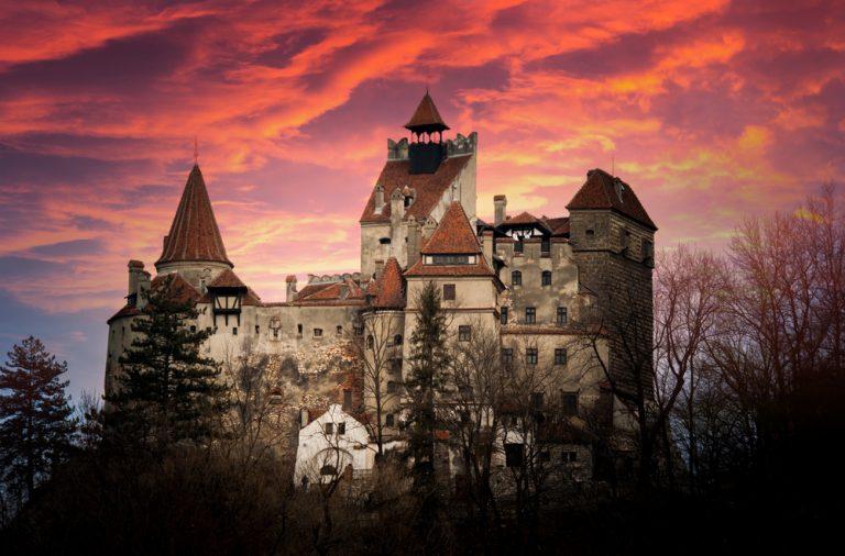 : Cele mai frumoase castele din Romania