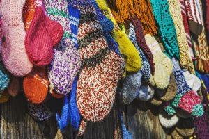 sosete de lana viscri