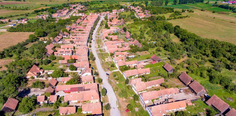 Povestea satului Viscri. Cum l-a cucerit Transilvania pe Prințul Charles