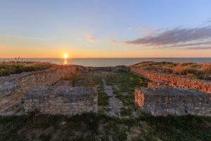 Cetatea Heracleea: cazare si obiective turistice