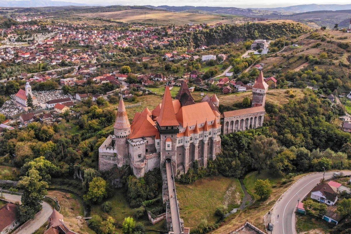 Atractii turistice din Hunedoara